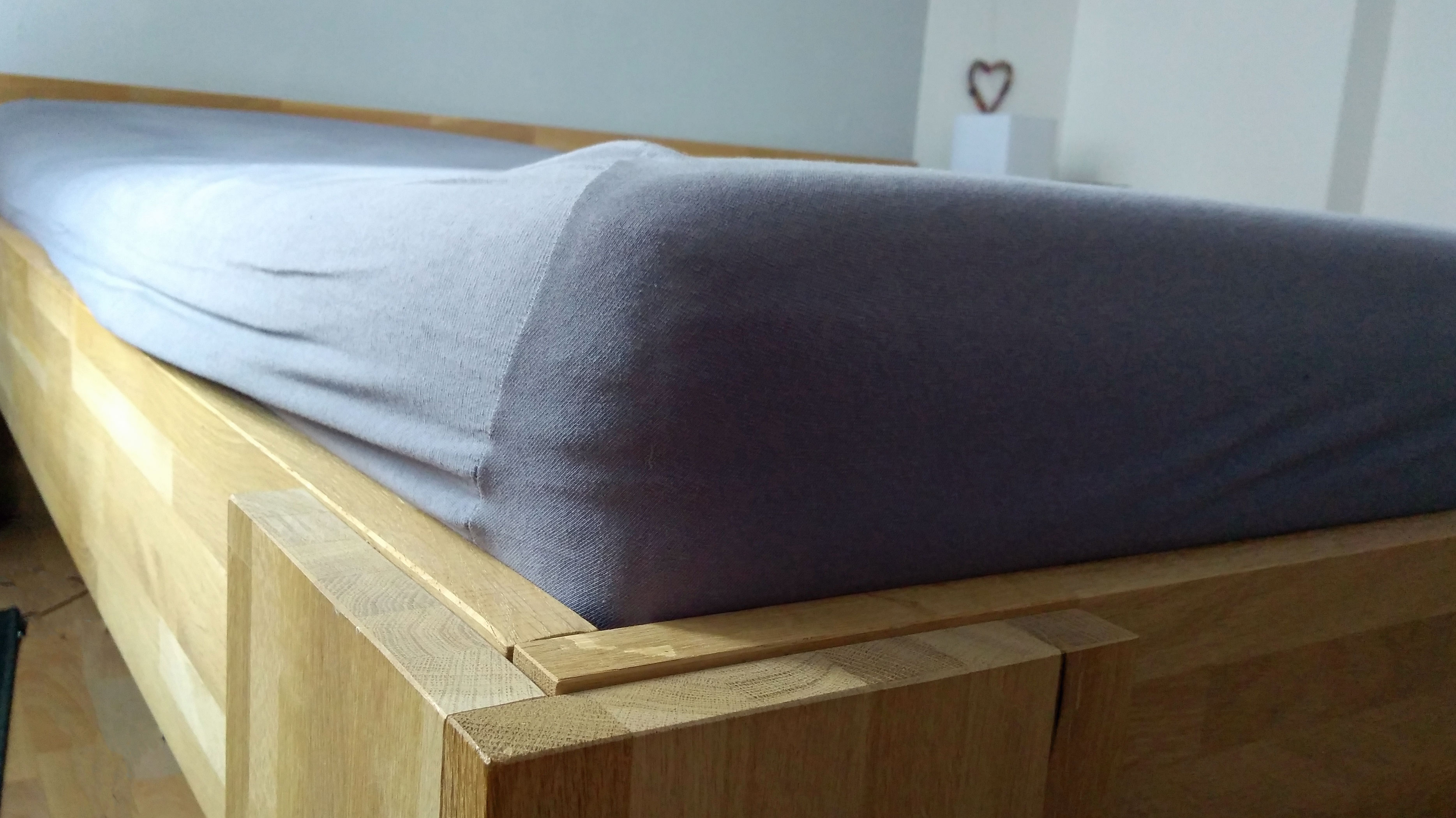 Lang und breit – ein Bett kaufen für XXL Männer
