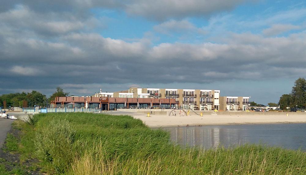 Hotel Vigilante Makkum: Kurzurlaub am Ijsselmeer