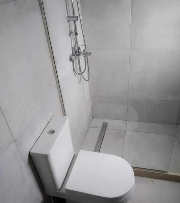 Dusche für große Menschen – so geht's bequem