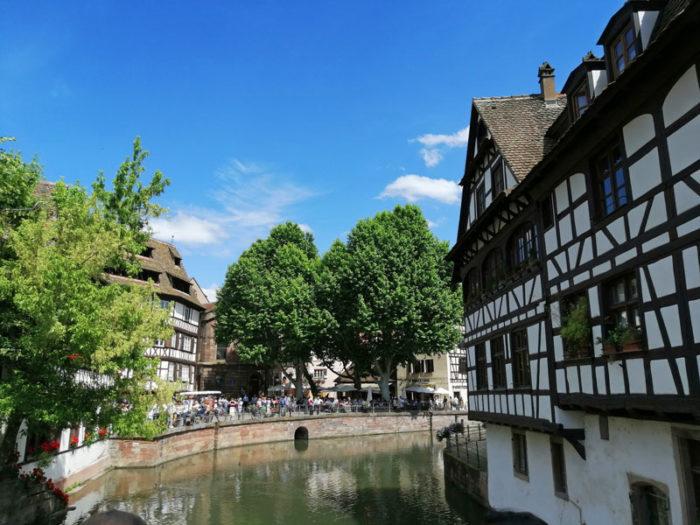 Fachwerkhäuser von Straßburg