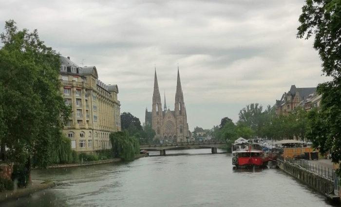 Kirche von Straßburg