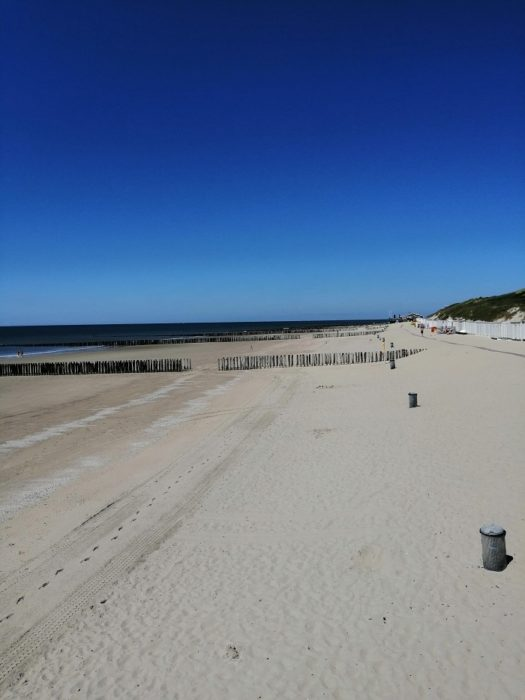 Strand am Zuiderduin Beachhotel