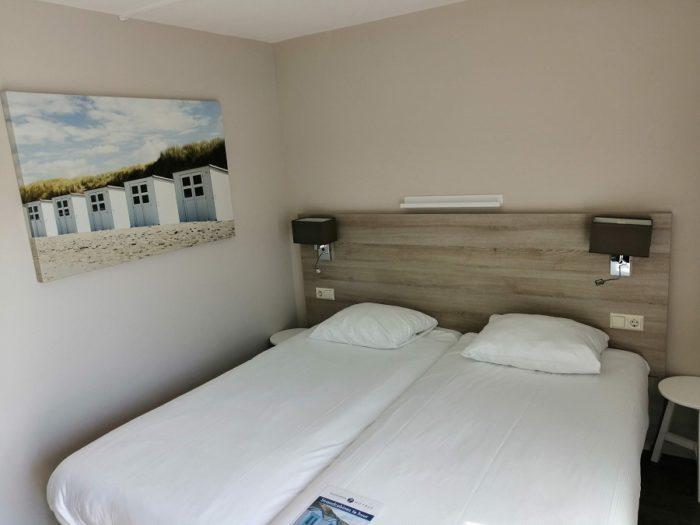 Zimmer im Fletcher Zuiderduin Beachhotel
