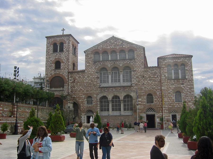 Kirche Thessaloniki