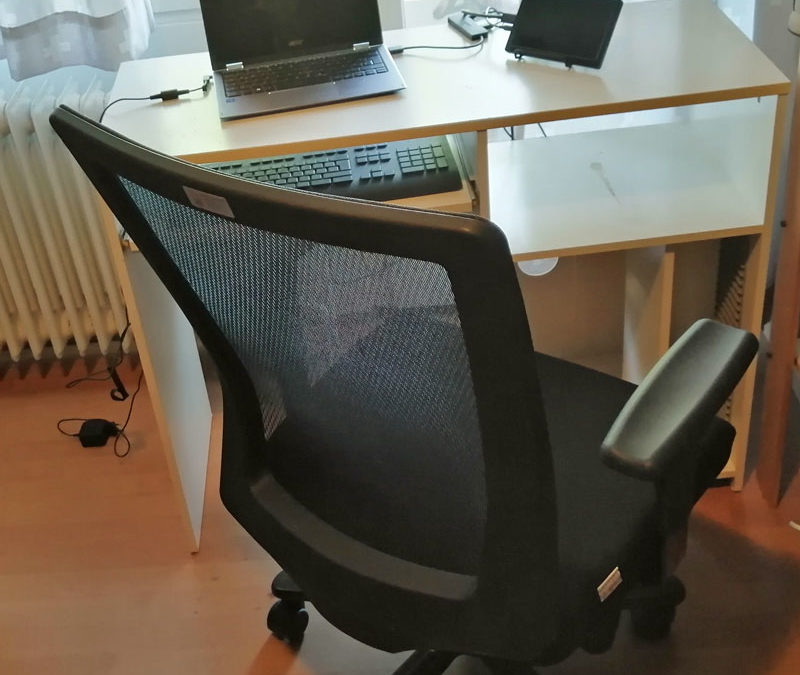 Bürostuhl für schwere und große Menschen – Bequem Sitzen im XXL-Format