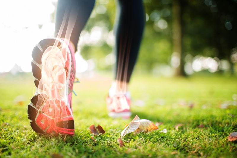 Laufschuhe für Übergewichtige – so joggen schwere Menschen